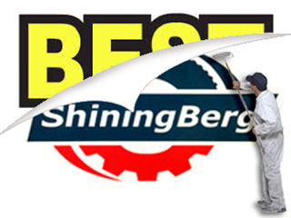 Шиномонтажное оборудование BEST переименовано на ShiningBerg