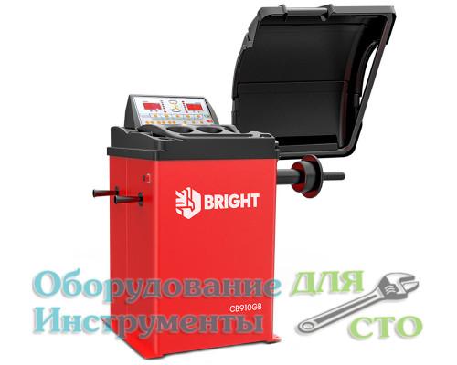 Балансировочный станок BRIGHT CB910GBS