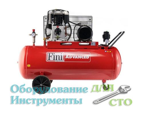Компрессор поршневой 14 бар Fini BK119-270-7.5-AP (705 л/мин) 380 вольт