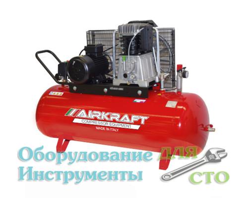 Компрессор поршневой 15 бар Airkraft AK300-15BAR-858-380 (830 л/мин) 380 вольт