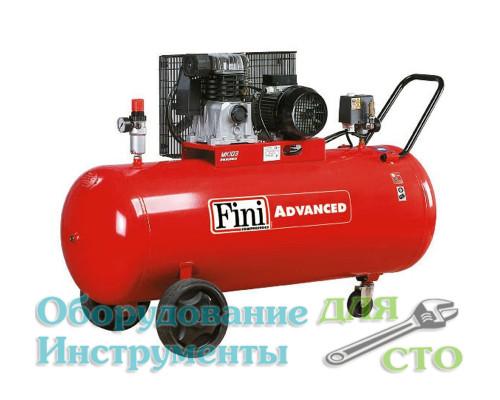 Компрессор поршневой Fini MK103-150-3M (365 л/мин) 220 вольт