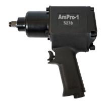 """Гайковерт пневматический ударный 1/2"""" (880 Nm) AmPro 15278"""