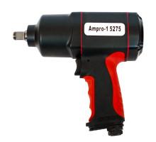 """Гайковерт пневматический ударный 1/2"""" (880 Nm) AmPro 15275"""