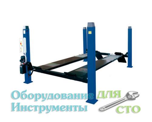 Четырехстоечный подъемник Oma 526B (грузоподъемность 4000 кг)