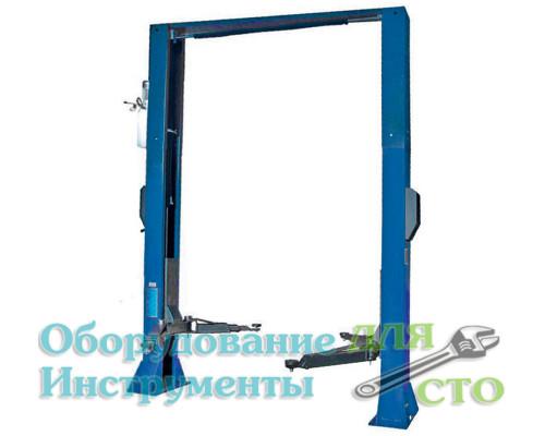 Двухстоечный подъемник Oma 210L/42SMB (грузоподъемность 4200 кг)