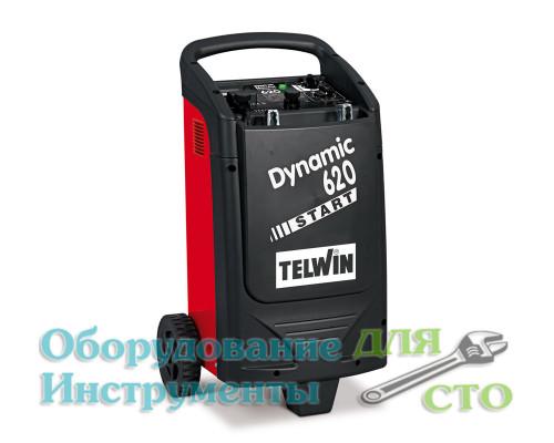 Пуско зарядное устройство Telwin DYNAMIC 620 START (12/24 вольта)