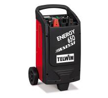 Пуско зарядное устройство Telwin ENERGY 650 START (12/24 вольта)