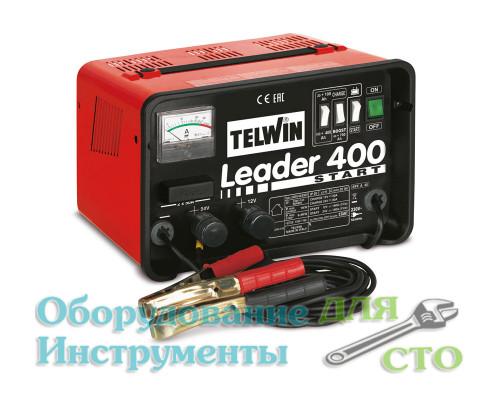 Пуско зарядное устройство Telwin LEADER 400 START (12/24 вольта)