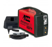 Инверторный сварочный аппарат Telwin ADVANCE 187 MV/PFC 100-240 вольт (MMA) 10-150 А