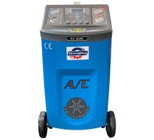 Установка для заправки автокондиционеров ShiningBerg AC636 (автоматическая с принтером)