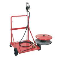 Нагнетатель консистентной смазки под тару 180 кг. (пневматический) Flexbimec 004990C