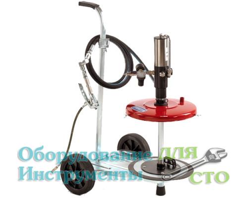 Нагнетатель консистентной смазки под тару 20 кг. (пневматический) Flexbimec 004920C