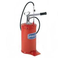 Нагнетатель консистентной смазки 16 кг. (ручной привод) Flexbimec 005100