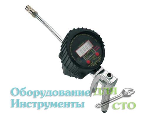 Пистолет для консистентной смазки с электронным счетчиком Flexbimec 004286
