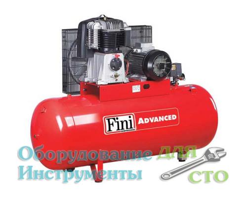 Компрессор поршневой Fini BK114-270-5.5 (580 л/мин) 380 вольт