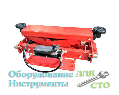 Траверса пневмогидравлическая усиленная Airkraft Q-450TU (грузоподъемность 4500 кг)