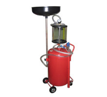 Установка для замены масла с предкамерой G.I.Kraft B8010KVS (80 литров)