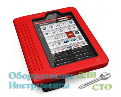 Мультимарочный сканер LAUNCH X-431 PRO